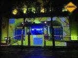 Vidéoprojection architecturale La Poste Pertuis VIDEO EVENTS