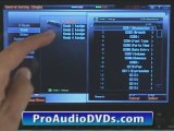 Roland Fantom-G (G6, G7, G8) DVD Video Tutorial Controllers