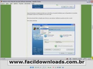 Antivirus AVG Internet Security Software