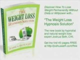 Free Weight Loss Hypnosis   Weight Loss Hypnosis Seminar