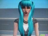 Sims 2 amour gaché