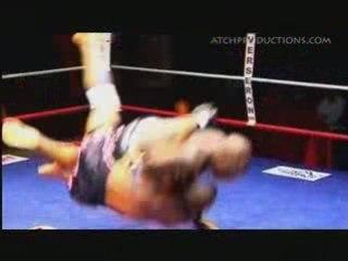 100%FIGHT_Karl AMOUSSOU vs Grégory BABENE Trailer
