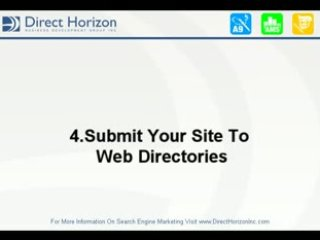 Search Engine Marketing | Eight Link Building Strategies