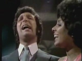 Tom Jones, Leslie Uggams - Somewhere-There's A Place For Us