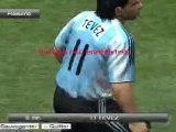 Argentine Angleterre