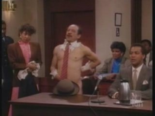 A Day At The Court House - Sherman Hemsley - Amen
