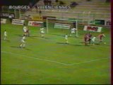 Valenciennes tours bourges  1991-1992