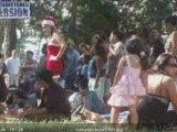 résumé de la semaine de Noël 2008
