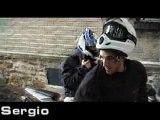 Stunt Moto Honda 900 CBR - 600 Hornet