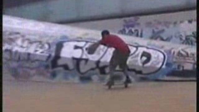 SKATE PUNK MUST DIE - skate or die ii  PART 2/3