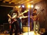 Expresso blues band en concert à la cave
