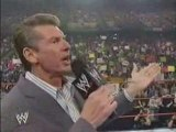 Debuts- Eric Bischoff debuts as a new GM of RAW Part 1