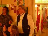 Noel 2008 Titi et Francois chantant