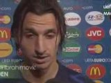 UEFA Magazine - Euro 2008 Zlatan Ibrahimovic