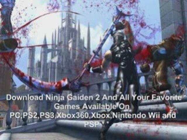 Ninja Gaiden 2 Game Download Video Dailymotion