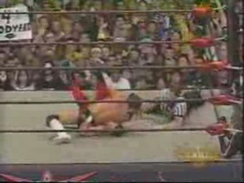 Shane Helms vs Chavo Guerrero 26.3.01