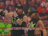 humour , délire dx catch attack raw 800 th anniversaire - vf