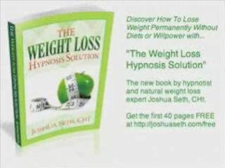 Weight Loss Hypnosis Seminar | Weight Loss Hypnosis Program