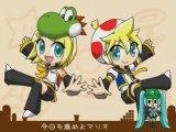 Go Go Mario !!