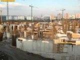1 Ocak 2009 - Aslantepe insaat görüntüleri 2