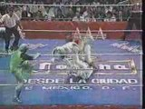 (CLASSIC AAA) AAA 5/7/93 in Mexico City!