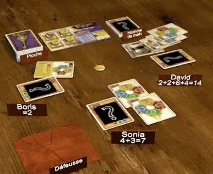 Régence, jeu de carte dans l'univers d'Anoë