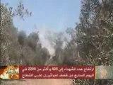 Gaza sous le feu, J+7, 425 tués, 2200 blessés