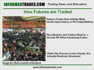 Online Futures Trading Course Part 5:  How Futures Trade