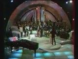 michel Berger france gall la groupie du pianiste live en duo