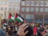 Manifestation strasbourg palestine 3