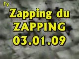 Zapping du Zapping (03.01.09)