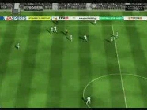 FIFA 09 PC But de Ca (Tours FC)