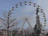 Paysage d'hiver Dijon  4 Janvier 2009