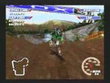 Championship moto-cross sur playstation
