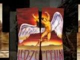 Led Zeppelin Knebworth 1979 Photo Tribute To Led Zeppelin