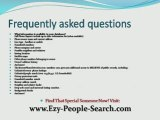 Ezy People Searches Find People Online Free People Finder