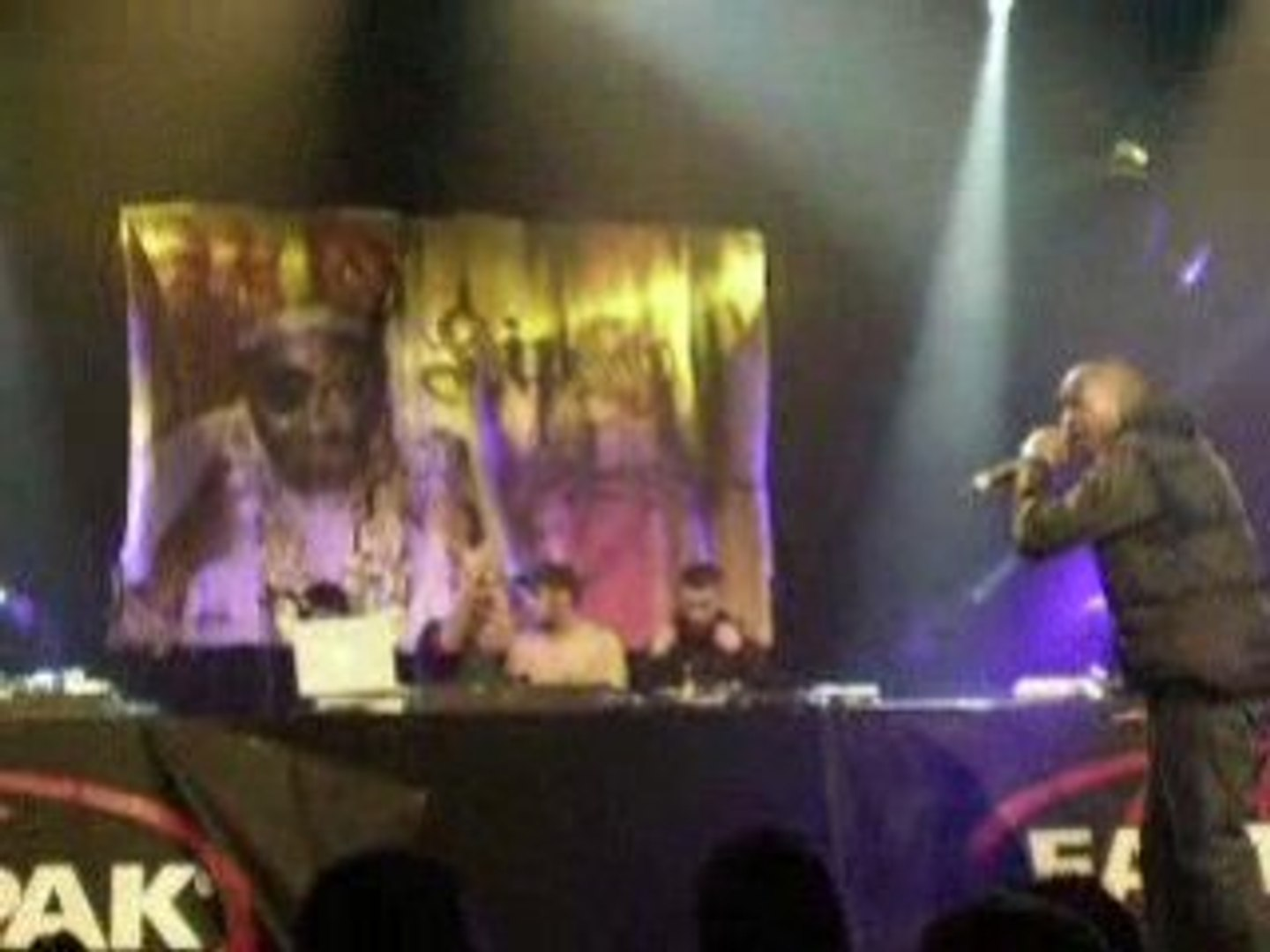 Osire mc vs Stromea Battle MC 2008 Zulu Nation