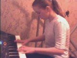 Rascal Flatts Cascada - What hurts the most piano cover by M