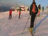 Coupe du monde de ski alpinisme 2009 (Civetta)