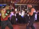 Karate boxe au pacha