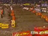 Chad Reed and James Stewart Crash Anaheim 01. 2009