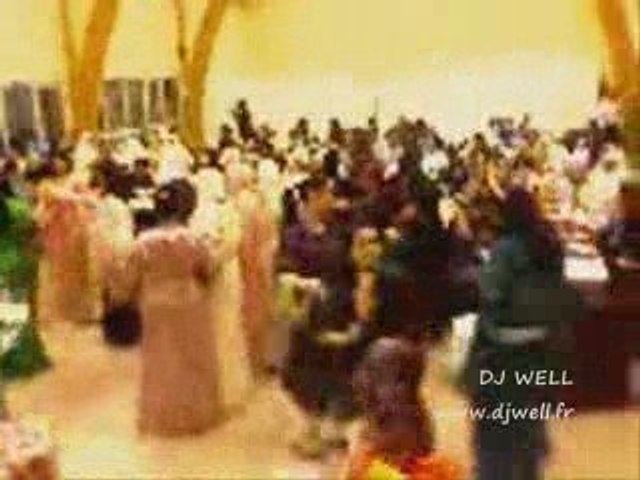 Mariage orientale traditionnel !! la fiesta!! dj well