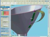 Solidworks 2007 2008 2009 Surfase  Adjusting Handle