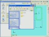 Solidworks 2007 2008 2009 Weldments  Custom Profile