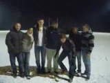 Entrainement USM Montargis 6 janvier 2009