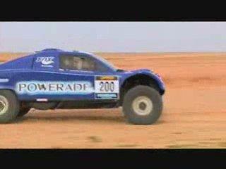 Africa Race - A New International Rally Raid - Version 2