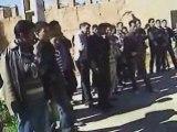 Manif de soutien aux détenus amazighs à Tinghir Part-2