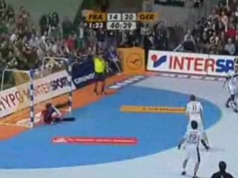 Resume France - Allemagne : Mondial de Handball 2007