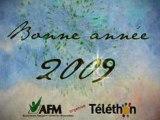 L'AFM vous souhaite une bonne année 2009