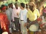 Myung Whun Chung au Bénin avec l'Unicef